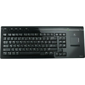Logitech Cordless Mediaboard Pro for PS3 keyboard Bluetooth