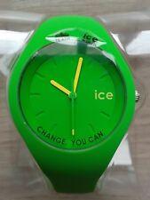 Ice Watch Ice Ola Neon Green Grün Small ICE.NGN.S.S.14   NEU in Geschenkbox