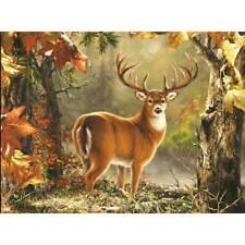 Full Drill Wild Deer DIY 5D Diamond Painting Cross Stitch Art Kits Xmas Gifts