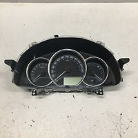 Toyota Corolla Hatch Instrument Cluster Auto 2015 to 2018 ZRE182R ~94,000 km