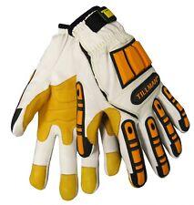 Tillman 1499 L Full Leather And Dupont Kevlar Impact Gloves Size L 1 Pr