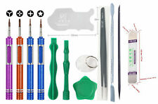 13 in 1 iPhone 7 Repair Tools Kit Screwdriver Set Opening Tool 4 5 6 7 xs Plus