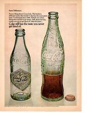 1968 COCA-COLA / COKE ~ ORIGINAL PRINT AD