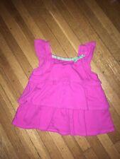 Gymboree Bright Tulip Shirt Girls Size:3T GUC