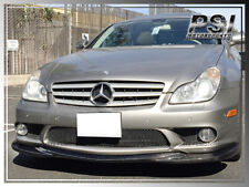 W219 CLS55 CLS63 AMG 2006-2010 M-Benz GH Style Carbon Fiber Front Bumper Lip