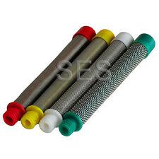 Titan LX80/Pump pencil filter - 5 pack - All Yellow