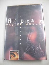 "SIGNED 1995 1ST EDITION ""RL`S DREAM"" BY WALTER MOSLEY! FINE/FINE!"