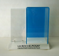 Lot of 5 Sets LA ROCHE-POSAY Clear Acrylic Displays Cases -Skincare, Stores, Art