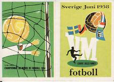 N°347 AFFICHE  WORLD CUP 1954 1956 VIGNETTE PANINI FOOTBALL 94 STICKER 1994