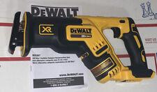 Dewalt DCS367B 20V Max XR Brushless Variable Speed Reciprocating Saw 2020 New