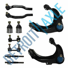 NEW 10pc Front Suspension Control Arm Tie Rod Sway Bar Link Kit for Accord TL CL