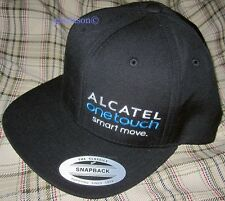 Alcatel One Touch Fierce MetroPCS Android Phone Geek Techie Promo Hat Cap Black