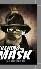Behind the Mask - Region Free DVD - Sealed