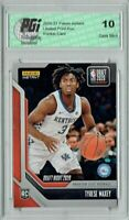 Tyrese Maxey 2020 Panini Instant Draft Night #DN34 299 Made Rookie Card PGI 10