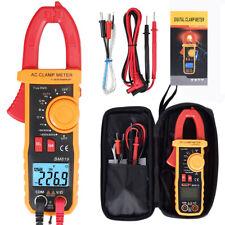 Digital Zangen Multimeter Stromzange AC DC Zangenmessgerät Zangenamperemeter DE