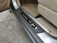 For Suzuki S-Cross SX4 Accessories Car Door Sill Cover Scuff Plate Protector