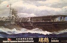 1/700 IJN Zuikaku 1941 Japanese Aircraft Carrier ~ Fujimi Toku #62