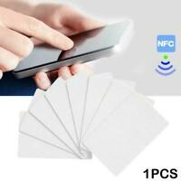 NTAG215 NFC Card Tags Type2 For Samsung Android iOS PVC Compatible Amiibo T1Y5