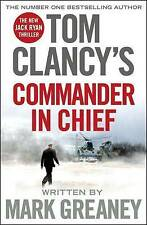 Tom Clancy's Commander-in-Chief: A Jack Ryan Novel-ExLibrary