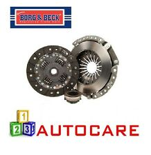 BORG & BECK 3 Part Clutch Kit for Ford Transit MK5 2.5 Di