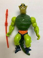 Whiplash Complete He-Man Masters of the Universe MOTU 1984 Mattel
