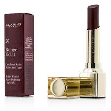 Clarins Rouge Eclat Satin Finish Age Defying Lipstick - #20 Red Fuchsia 3g