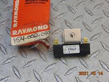 NEW RAYMOND 154-002-040 FORKLIFT RELAY *FREE SHIPPING*