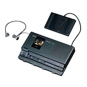 SANYO RECORDER TRC8080 TRANSCRIBER PROFESSIONAL TRANSCRIPTION KIT TRC 8080