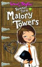 Summer Term at Malory Towers By  Pamela Cox, Enid Blyton