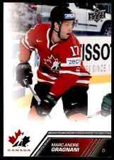2013-14 Upper Deck Team Canada Marc-Andre Gragnani #64