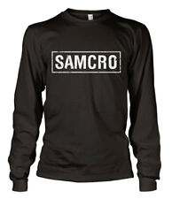SONS OF ANARCHY SOA SAMCRO NEUF Taille S L XXL 2XL T-Shirt manches longues