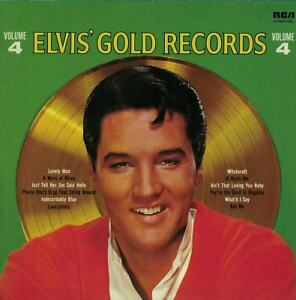 Elvis Presley - Elvis Gold Records Volume 4 (CD)