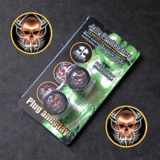 XBOX One Controller Thumb Grip Cap Analog Stick Covers Jelly ProCap Skull Head