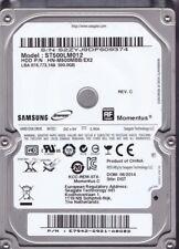 Samsung ST500LM012 HN-M500MBB/EX2 E7942-G921-A0GBD 2BA30001 500GB SATA 7115