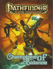 Champions of Balance Pathfinder Player Companion Dungeons & Dragons RPG D20 D&D