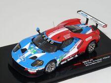 Ford GT #67 Le Mans 24h 2017 1:43 Ixo LMM248