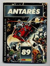 ANTARES - Lot: N° 89 et N° 92 - Editions MON JOURNAL - 1986