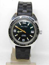 """montre de plongée  """"ASTREE WATCH"""" mouvement FE 140-1 skin diver 1970"""