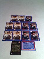 *****Bob O'Billovich*****  Lot of 21 cards.....3 DIFFERENT / Football / CFL