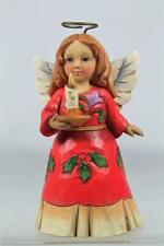 Jim Shore 'Mini Angel With Candle' Adorable Collection #4053825 New!