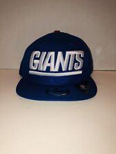 New York Giants Snapback 9Fifty New Era Adjustable CAP Hat NFL OSFA