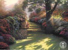 """Thomas Kinkade,""""PATHWAY TO PARADISE""""   Two (2) Postcards  NEW"""