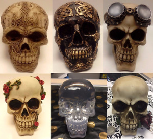 Skull /  Ornament / Gothic & other Styles Available