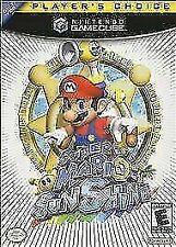 1x Super Mario Sunshine Complete Nintendo Gamecube