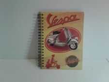 Used Vespa photo album book with dog and girl on cover.