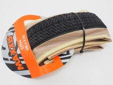 """New! Maxxis Dth Dirt Jumper / Street Bicycle Tire 26 x 2.30"""" Folding Tan Wall"""