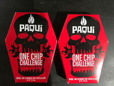 Paqui ONE CHIP CHALLENGE Carolina Reaper 2020 Tortilla Chip One Day 1 Pack