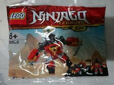 Lego Ninjago Legacy 30533 Sam-X