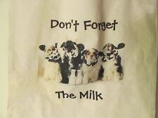 Got Milk? Light Weight Tote Bag Blenheim Cavalier King Charles Spaniels