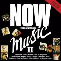 NOW THAT'S WHAT I CALL MUSIC 2 (Now 2) 2 CD - VARIOUS (New Release 12/04/2019)